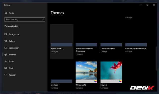 Dark mode cho Windows 10: bộ giao diện cực đẹp dành cho tín đồ yêu màu tối - Ảnh 9.