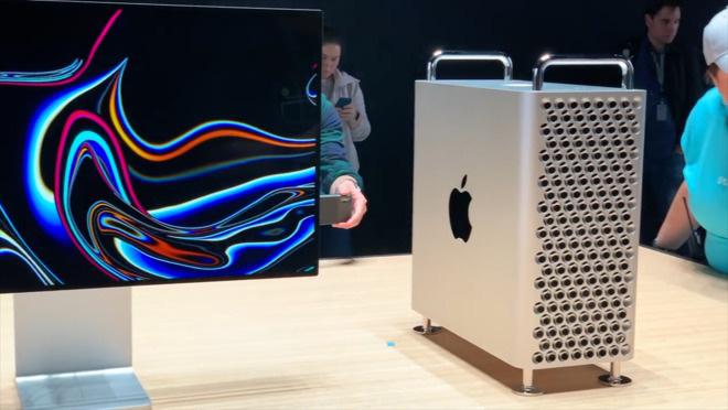 Mac Pro cao cấp nhất giá 1,2 tỷ đồng trên thực tế là khá rẻ - Ảnh 1.