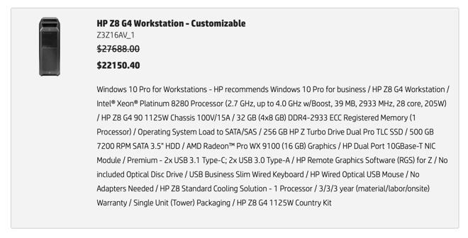 Mac Pro cao cấp nhất giá 1,2 tỷ đồng trên thực tế là khá rẻ - Ảnh 5.