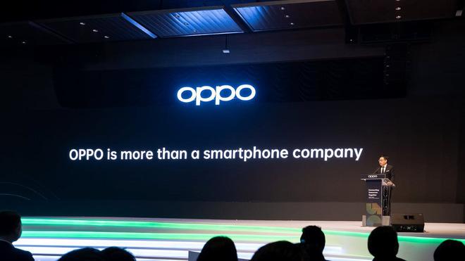 OPPO tuyên bố chuyển mình từ công ty smartphone sang công ty thiết bị thông minh - Ảnh 2.