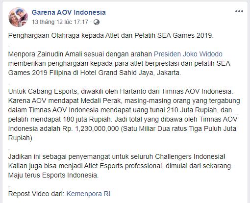 Liên Quân Mobile: Giành HCB SEA Games, các tuyển thủ Indonesia giàu chẳng kém Team Flash hay Buriram United - Ảnh 3.