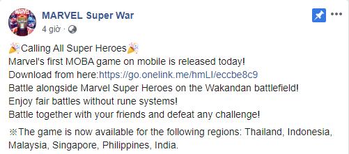 MARVEL Super War cà khịa Liên Quân Mobile cực gắt: Game công bằng mà không cần ngọc - Ảnh 2.