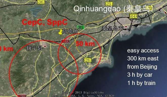 Trung Quốc định xây đập Tam Điệp của vật lý hạt, sẽ tốn hàng tỷ USD nhưng nhiều người cho rằng không thiết thực - Ảnh 2.