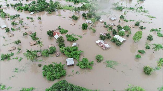 Trong biến đổi khí hậu, cả Châu Phi đang như người mộng du đi thẳng tới bờ vực - Ảnh 8.