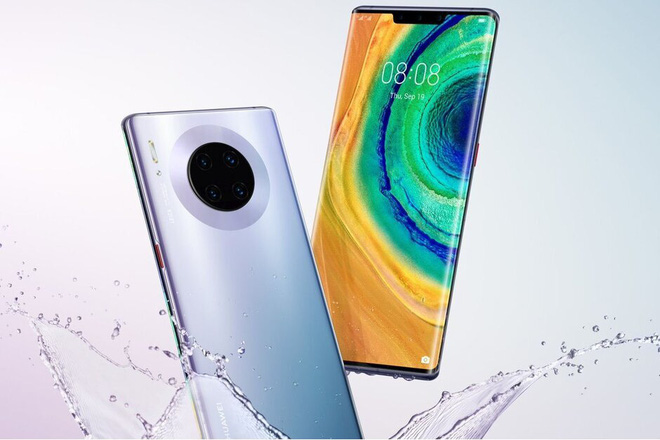 Smartphone và thiết bị mạng Huawei đã không còn dùng linh kiện Mỹ - Ảnh 1.