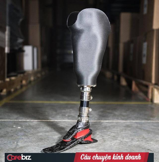 Startup ứng dụng công nghệ in 3D sản xuất chi giả cho người khuyết tật, gọi vốn được hơn 22 triệu USD, quy mô thị trường lên tới gần 3 tỷ USD - Ảnh 2.