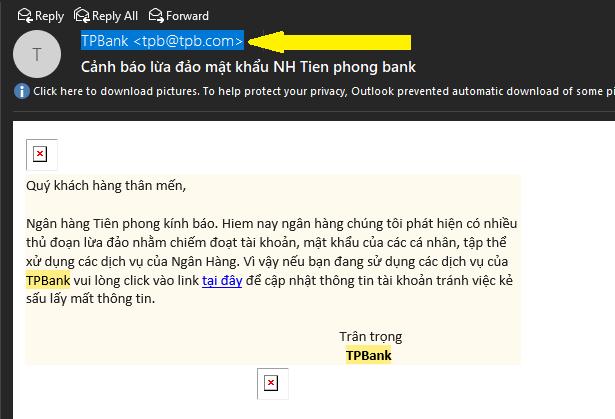 Nhận được email cảnh báo lừa đảo từ ngân hàng, đây là cách tôi ngay lập tức nhận biết người gửi mới chính là kẻ lừa đảo - Ảnh 2.