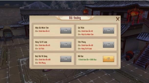 """Hệ thống Gia Viên và Binh Thánh Kỳ Trận, những tính năng """"hiếm có khó tìm"""" mới xuất hiện trong Tân Thiên Long Mobile VNG - Ảnh 23."""