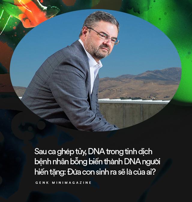 Sau ca ghép tủy, DNA trong tinh dịch bệnh nhân bỗng biến thành DNA người hiến tặng: Đứa con sinh ra sẽ là của ai? - Ảnh 1.