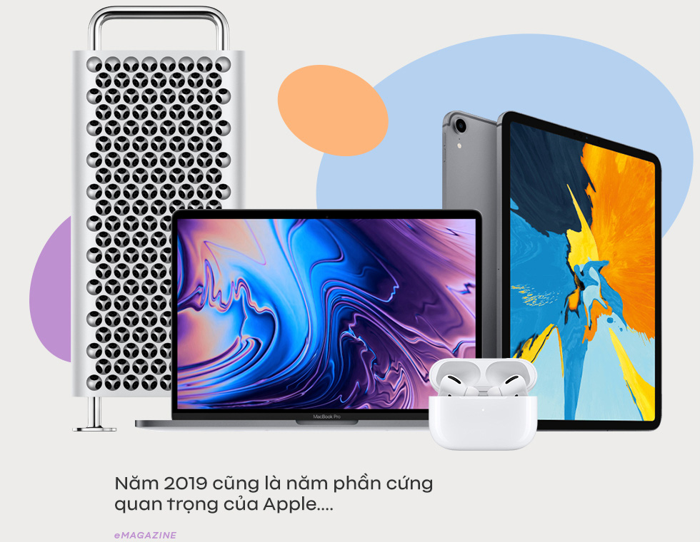 Năm 2019 tràn ngập niềm vui đan xen với nỗi buồn của những ông lớn công nghệ như Apple, Samsung, Xiaomi, Microsoft, OPPO - Ảnh 3.