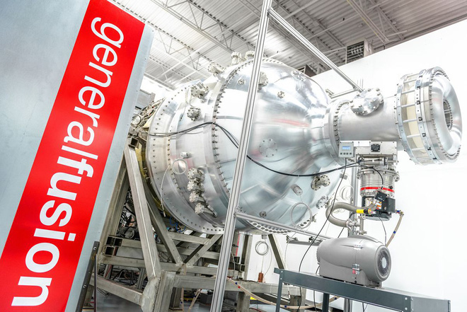 Năng lượng nhiệt hạch không mới, tại sao công nghệ của General Fusion vẫn khiến tỷ phú Jeff Bezos đầu tư trăm triệu đô? - Ảnh 1.