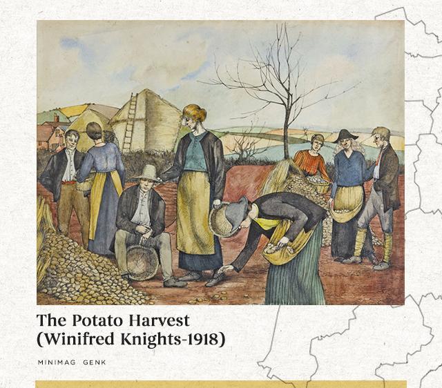 """Lịch sử thú vị của khoai tây: """"Quả táo quỷ"""" đem thịnh vượng đến cho những đế quốc - Ảnh 16."""