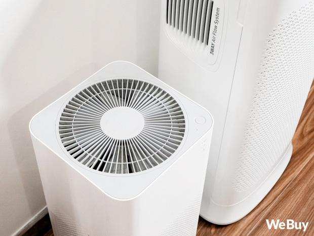Sự khác biệt giữa máy lọc không khí xịn sò, đắt tiền và máy lọc loại thường thường bậc trung - Ảnh 3.