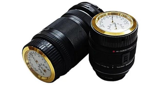 Bạn sẽ chẳng cần phải mua ẩm kế, nhiệt kế cho hộp đựng máy ảnh nữa vì với chiếc nắp ống kính này, mọi thứ đã quá đủ - Ảnh 8.