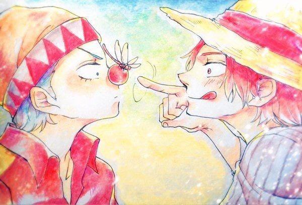 One Piece: Hóa ra Shanks và Buggy cũng đã từng có 1 thời mặn nồng, sẵn sàng hy sinh vì nhau - Ảnh 16.