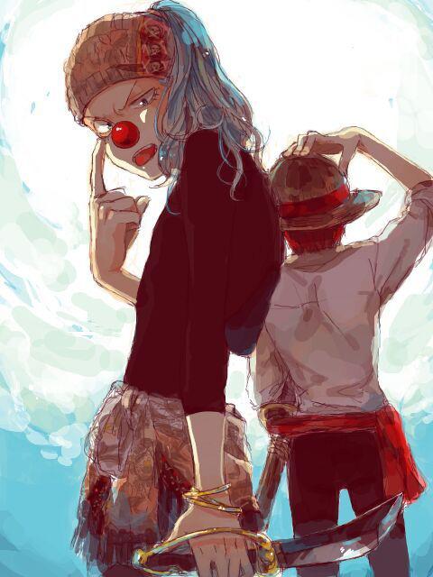 One Piece: Hóa ra Shanks và Buggy cũng đã từng có 1 thời mặn nồng, sẵn sàng hy sinh vì nhau - Ảnh 4.