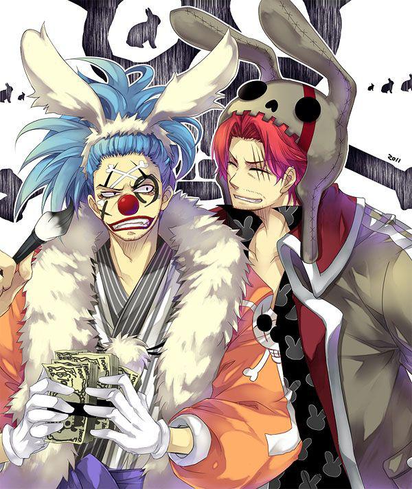 One Piece: Hóa ra Shanks và Buggy cũng đã từng có 1 thời mặn nồng, sẵn sàng hy sinh vì nhau - Ảnh 12.