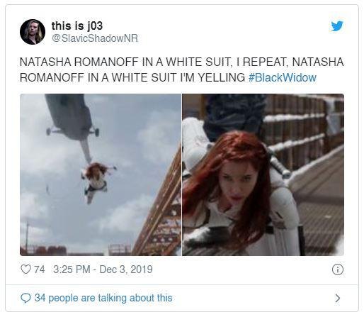 Fan Marvel phát cuồng sau trailer Black Widow: Góa phụ đen đổi gió mặc đồ trắng kìa bà con ơi! - Ảnh 3.