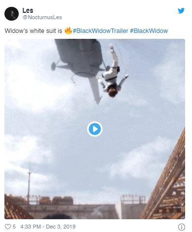 Fan Marvel phát cuồng sau trailer Black Widow: Góa phụ đen đổi gió mặc đồ trắng kìa bà con ơi! - Ảnh 5.