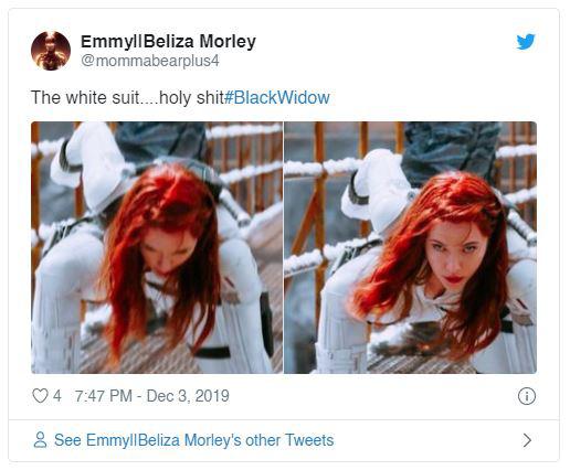 Fan Marvel phát cuồng sau trailer Black Widow: Góa phụ đen đổi gió mặc đồ trắng kìa bà con ơi! - Ảnh 6.