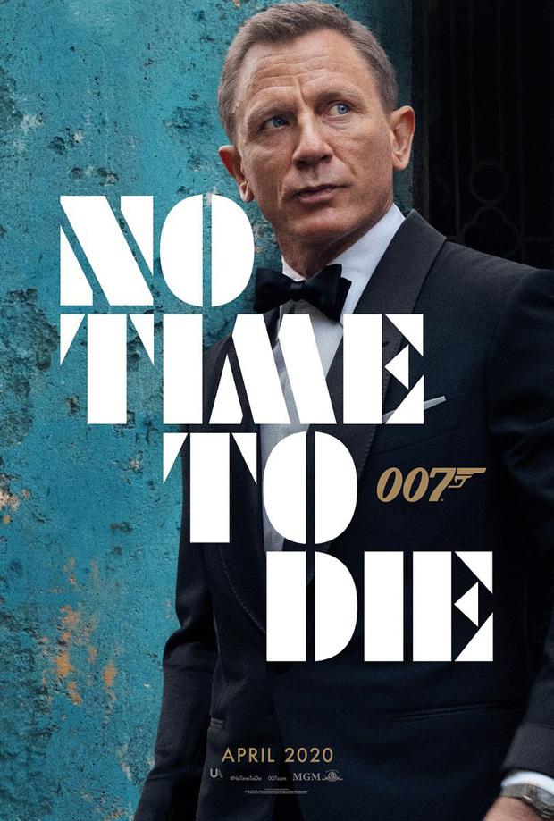 Mời bạn xem trailer chính thức của Điệp viên 007 - No Time To Die: James Bond phiên bản nữ lộ diện - Ảnh 2.