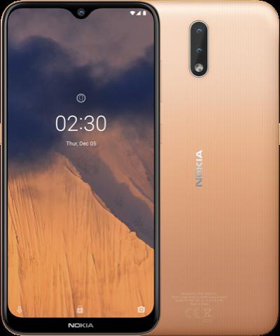 Nokia 2.3 ra mắt: Pin trâu, Android gốc, giá rẻ - Ảnh 3.