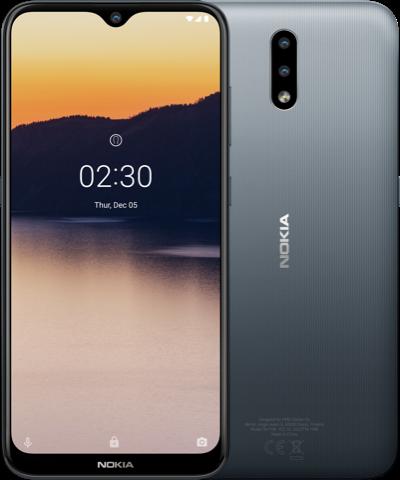 Nokia 2.3 ra mắt: Pin trâu, Android gốc, giá rẻ - Ảnh 4.