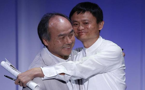 Biến 20 triệu USD thành 135 tỷ USD khi đầu tư vào Alibaba, Masayoshi Son được Jack Ma động viên sau biến cố với WeWork, Uber: Chúng ta điên nhưng không ngu dốt - Ảnh 1.