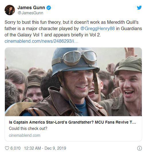 Fan Marvel tranh cãi nảy lửa với giả thuyết cực hack não: Star-Lord là cháu ngoại chính chủ của Captain America - Ảnh 4.