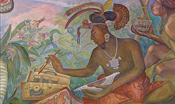 Giải được đoạn mật mã 800 năm tuổi để rồi dịch được sách cổ, nhóm nghiên cứu vén màn bí ẩn về nền văn minh Maya - Ảnh 3.