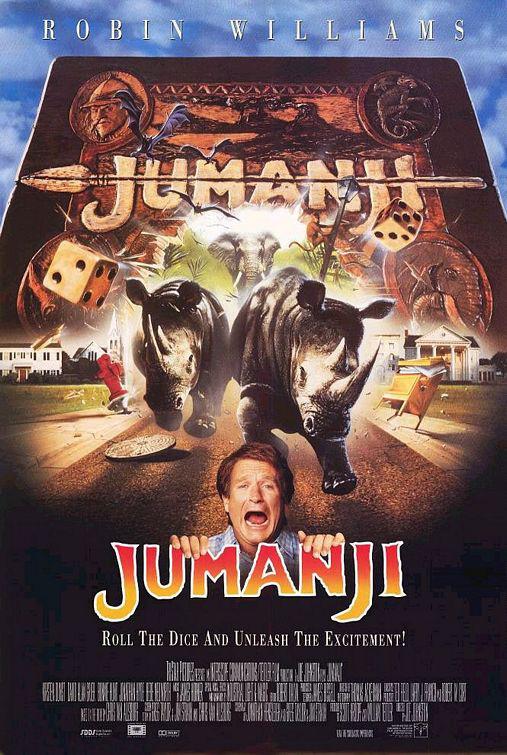 8 sự thật về trò chơi huyền bí: Jumanji, bạn đã biết chưa? - Ảnh 1.