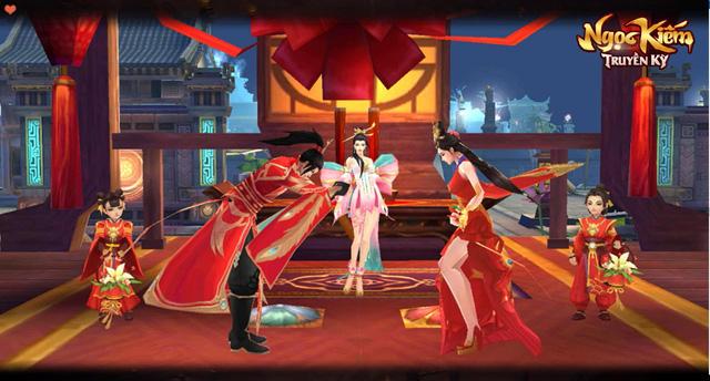 [CHÍNH THỨC] Ngọc Kiếm Truyền Kỳ: Game chuẩn cho fan cuồng võ lâm sẽ mở Alpha Test ngày 13/12 - Ảnh 5.