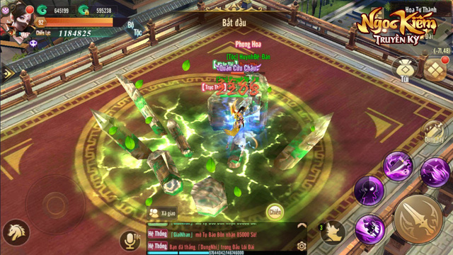 [CHÍNH THỨC] Ngọc Kiếm Truyền Kỳ: Game chuẩn cho fan cuồng võ lâm sẽ mở Alpha Test ngày 13/12 - Ảnh 6.
