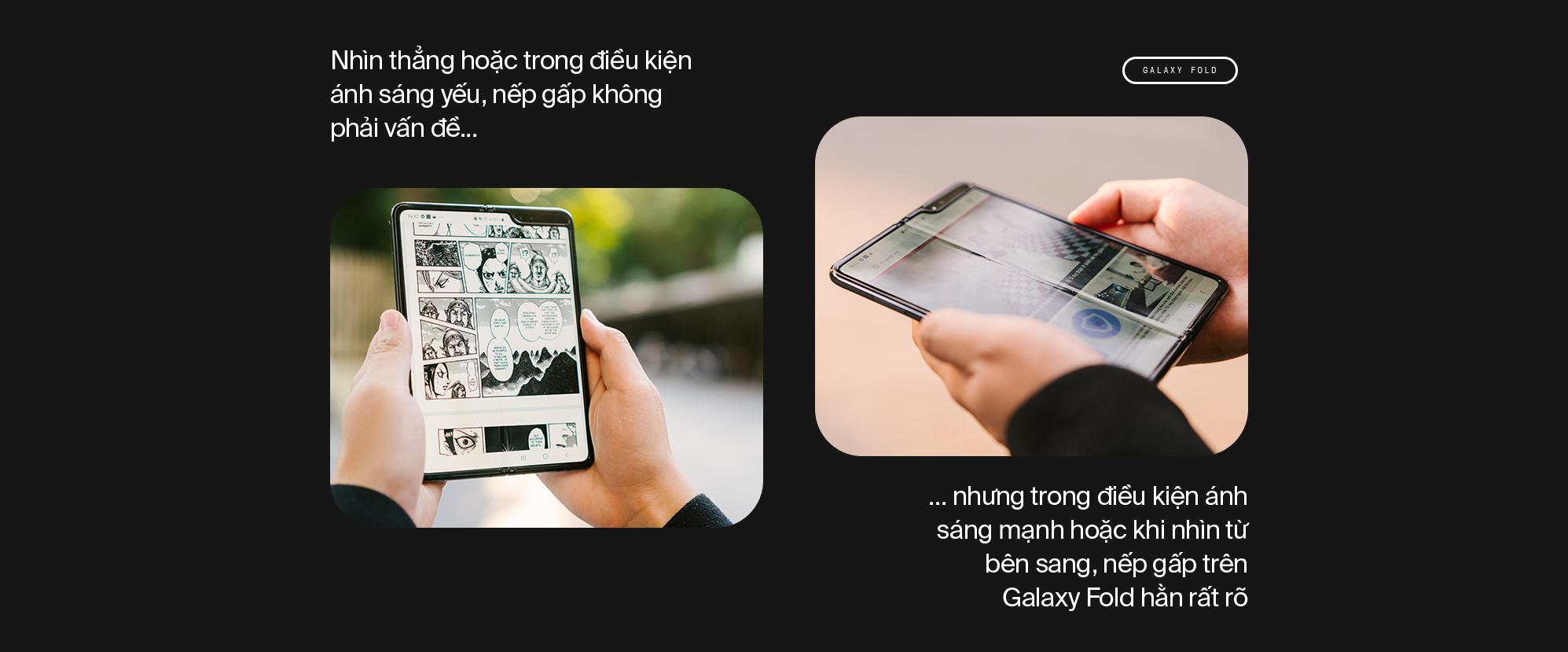 """Bỏ iPhone 11 Pro Max qua dùng Galaxy Fold: như xa vợ con để tìm """"thứ mới"""" - Ảnh 15."""
