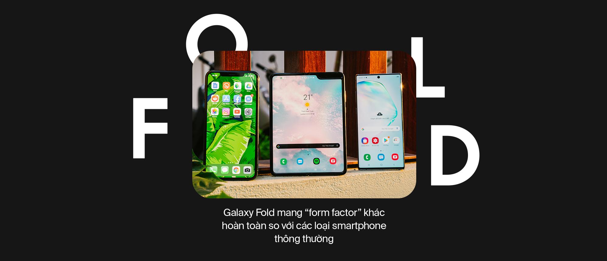 """Bỏ iPhone 11 Pro Max qua dùng Galaxy Fold: như xa vợ con để tìm """"thứ mới"""" - Ảnh 11."""