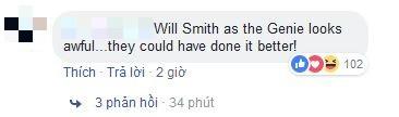 Là Xì Trum hay củ khoai sọ? Tạo hình Thần Đèn của Will Smith vẫn khiến dân tình ngáo ngơ vì quá xấu - Ảnh 5.
