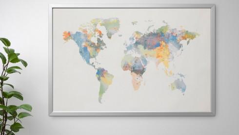 IKEA dính phốt lớn: Bán bản đồ thế giới quên New Zealand khiến gần 5 triệu dân nước này nổi giận - Ảnh 1.