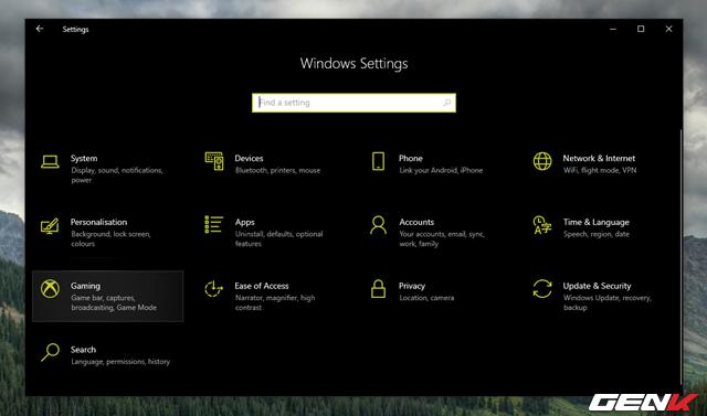7 Mẹo tinh chỉnh lại Windows 10 để có một trải nghiệm chơi Game hoàn hảo nhất - Ảnh 2.