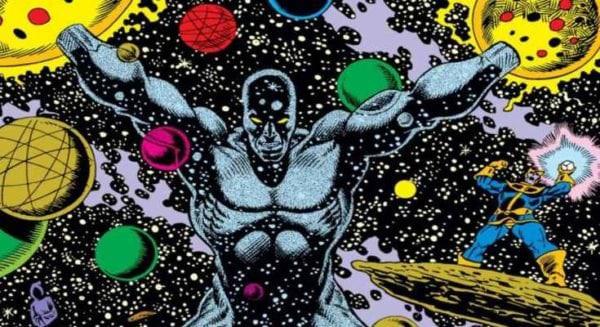 [Giả thuyết] Ông nội Thanos mới là ác nhân chính của Avengers: Endgame? - Ảnh 1.