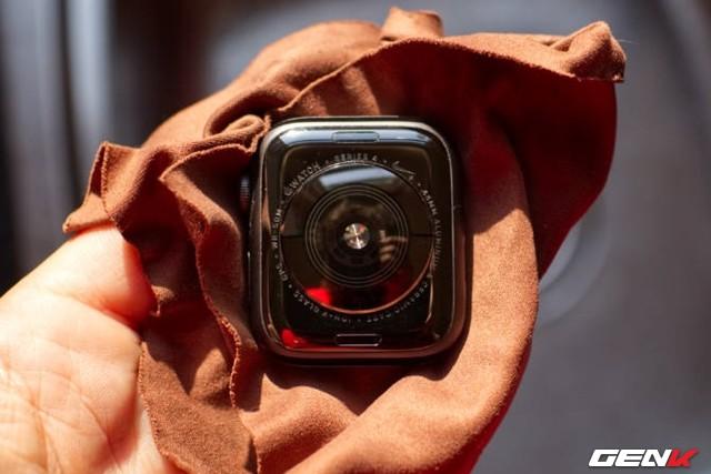 Bốn bước đơn giản để Apple Watch của bạn luôn được sạch sẽ - Ảnh 6.