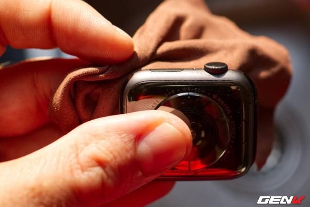 Bốn bước đơn giản để Apple Watch của bạn luôn được sạch sẽ - Ảnh 7.