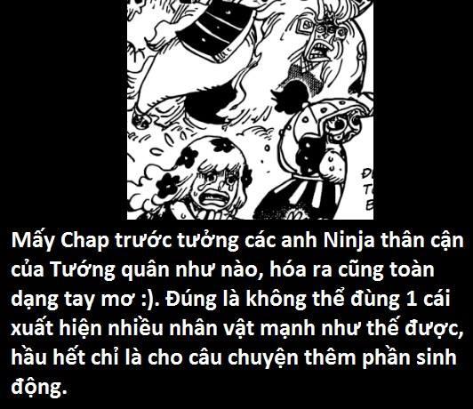 Góc soi mói One Piece 933: Mỗi đầu rắn của Orochi có một đặc điểm riêng, xuất xứ Komurasaki liên quan tới gia rộc Kozuki? - Ảnh 4.