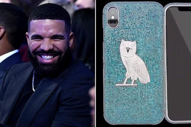 Drake mua case iPhone hơn 9 tỷ, fan bảo: Mua làm gì sắp có iPhone mới rồi mà? - Ảnh 2.