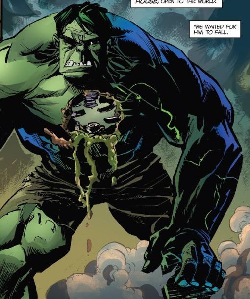 Trong Marvel, vũ khí hay vật liệu nào có thể xuyên thủng lớp da đao thương bất nhập của Hulk? - Ảnh 2.