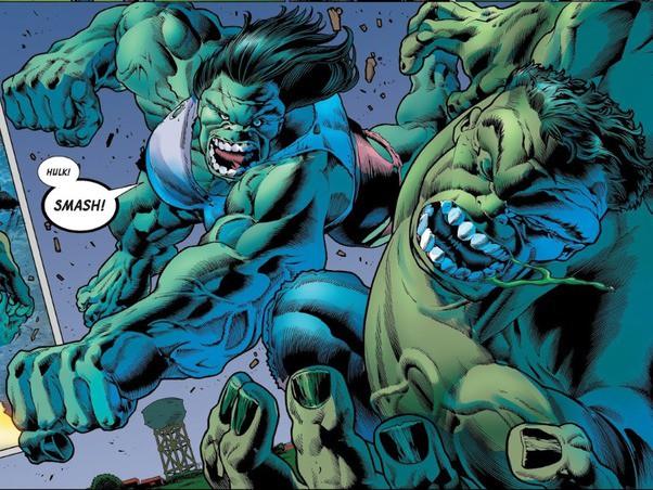Trong Marvel, vũ khí hay vật liệu nào có thể xuyên thủng lớp da đao thương bất nhập của Hulk? - Ảnh 6.