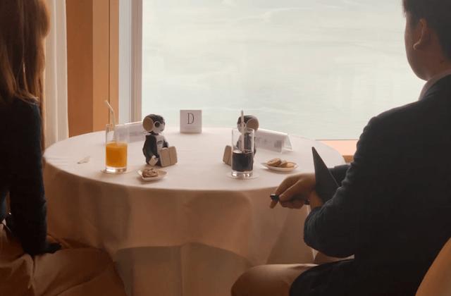 Nhật Bản ra mắt robot mai mối, các cặp đôi chỉ cần ngồi im để chúng nói chuyện thay họ - Ảnh 1.