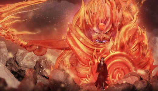 10 nhẫn thuật siêu mạnh trong Naruto được lấy cảm hứng từ thần thoại Nhật Bản (Phần 1) - Ảnh 7.