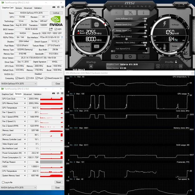 Đánh giá VGA Galax RTX 2070 EX 1 Click OC: Max setting Apex Legends siêu mượt, giá thì lại vô cùng dễ thở - Ảnh 9.