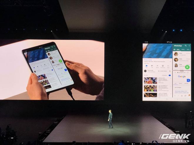 Samsung Galaxy Fold - chiêu bài tiếp thị hay thực sự là con bài thay đổi cuộc chơi? - Ảnh 1.