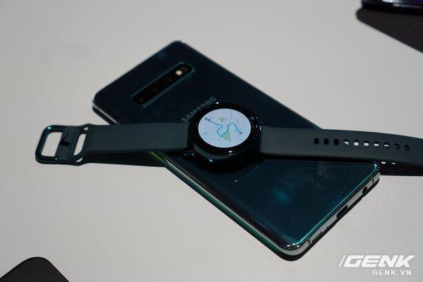 Cận cảnh Galaxy Watch Active: Chiếc smartwatch có thiết kế tinh tế nhất của Samsung - Ảnh 7.